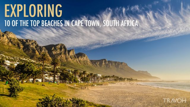 Exploring 10 of the Top Beaches in Cape Town, South Africa