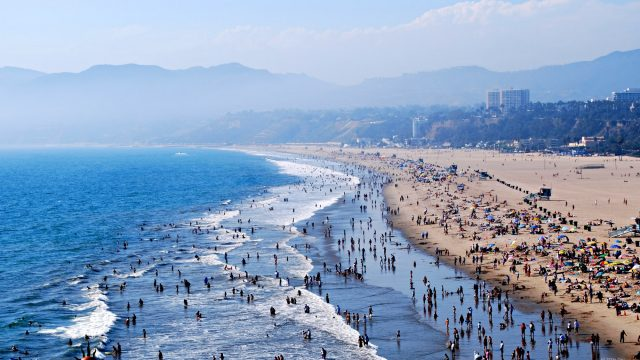 Santa Monica Beach - Exploring 10 of the Top Beaches in Los Angeles, California
