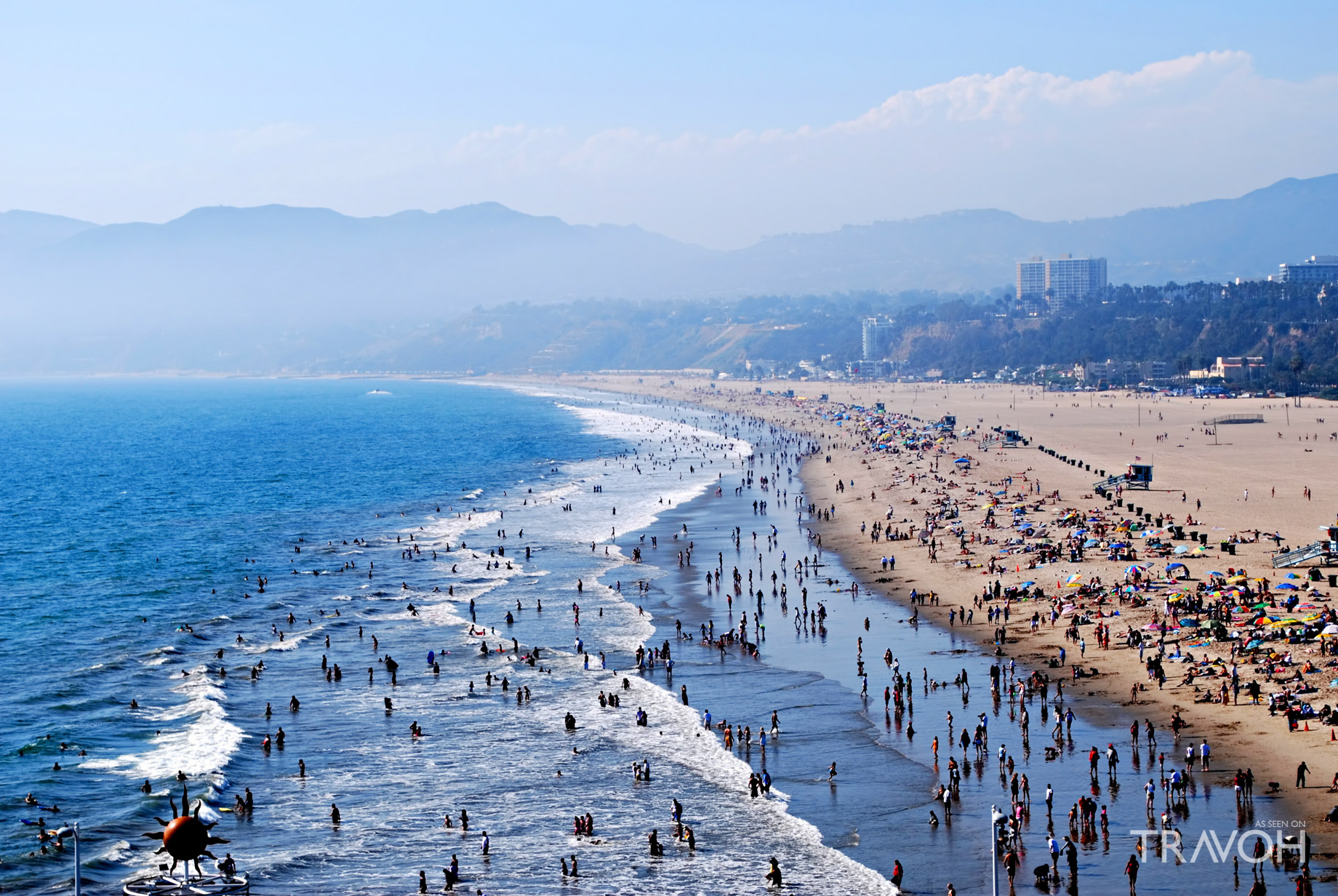 Santa Monica Beach - Exploring 10 of the Top Beaches in Los Angeles, California