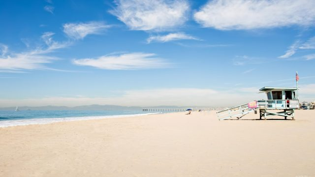 Hermosa Beach - Exploring 10 of the Top Beaches in Los Angeles, California