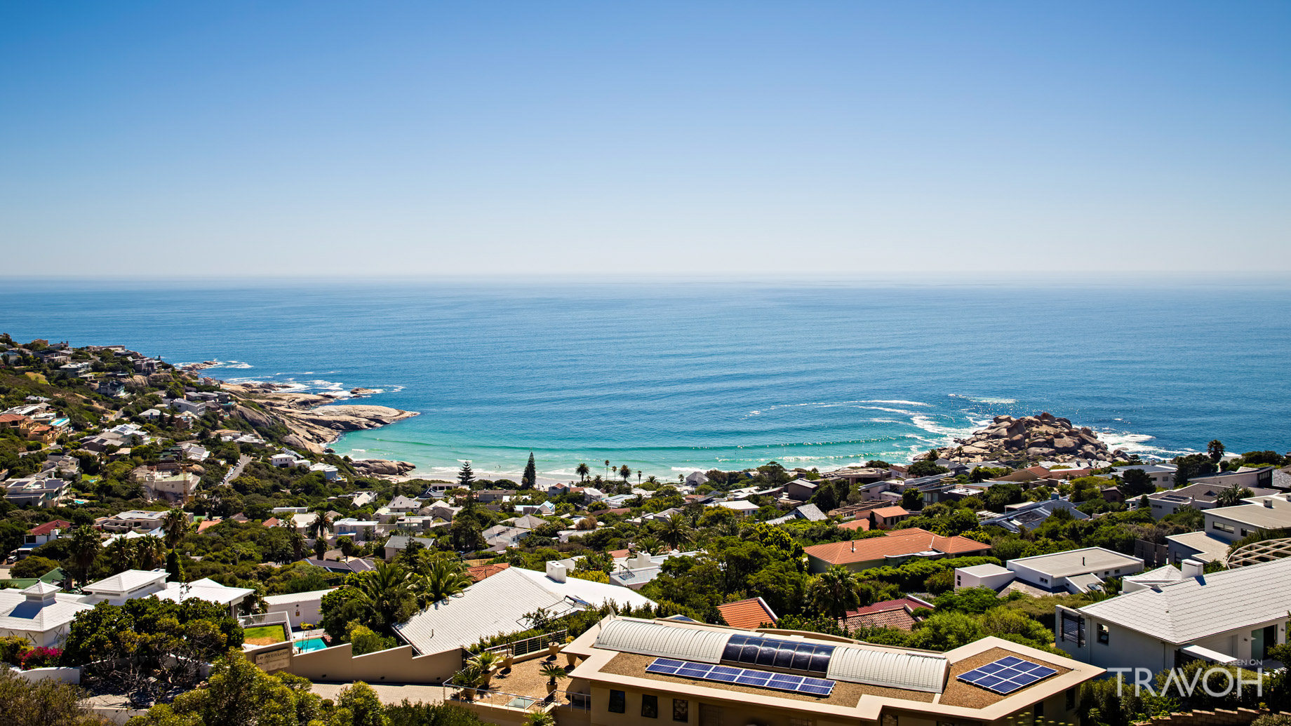 Llandudno Beach - Exploring 10 of the Top Beaches in Cape Town South Africa