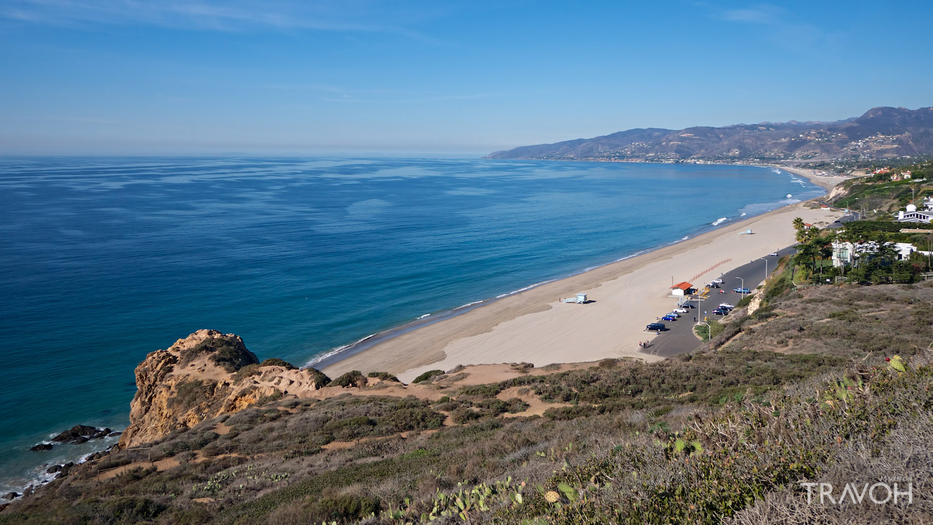 Point Dume State Beach - Cliffside Drive