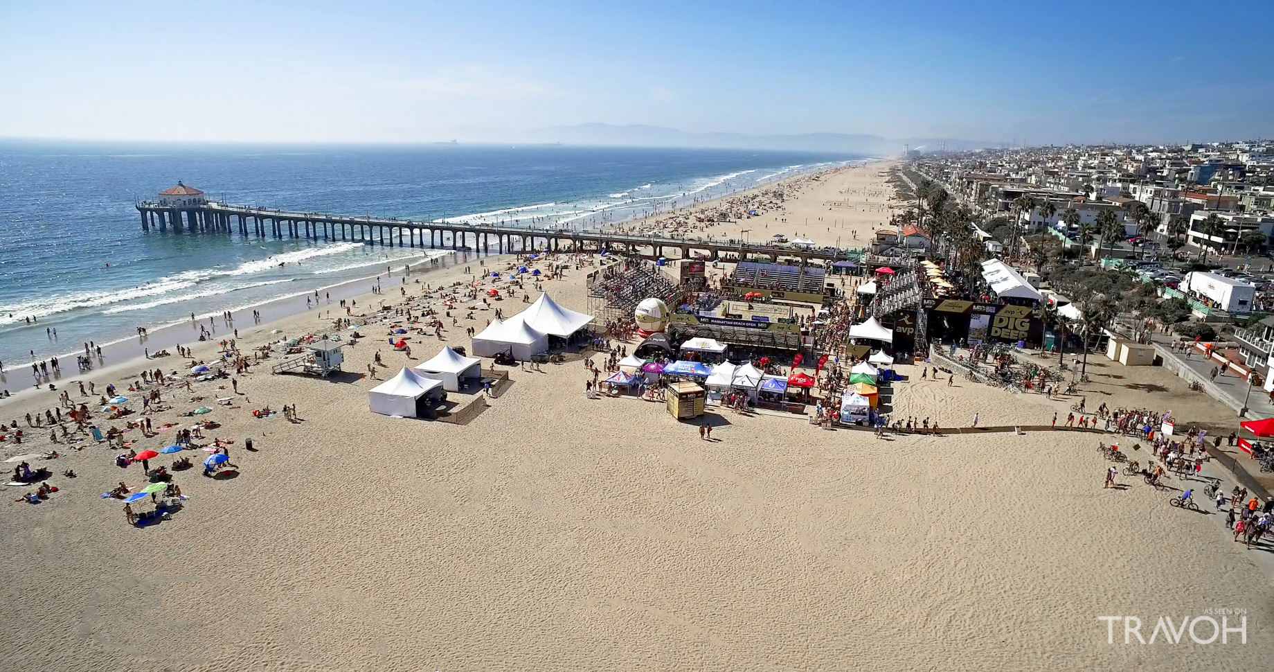 Manhattan Beach - Exploring 10 of the Top Beaches in Los Angeles, California