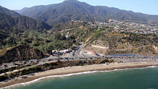 Topanga State Beach - 18700 Pacific Coast Highway