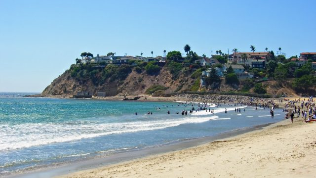 Cabrillo Beach - Exploring 10 of the Top Beaches in Los Angeles, California
