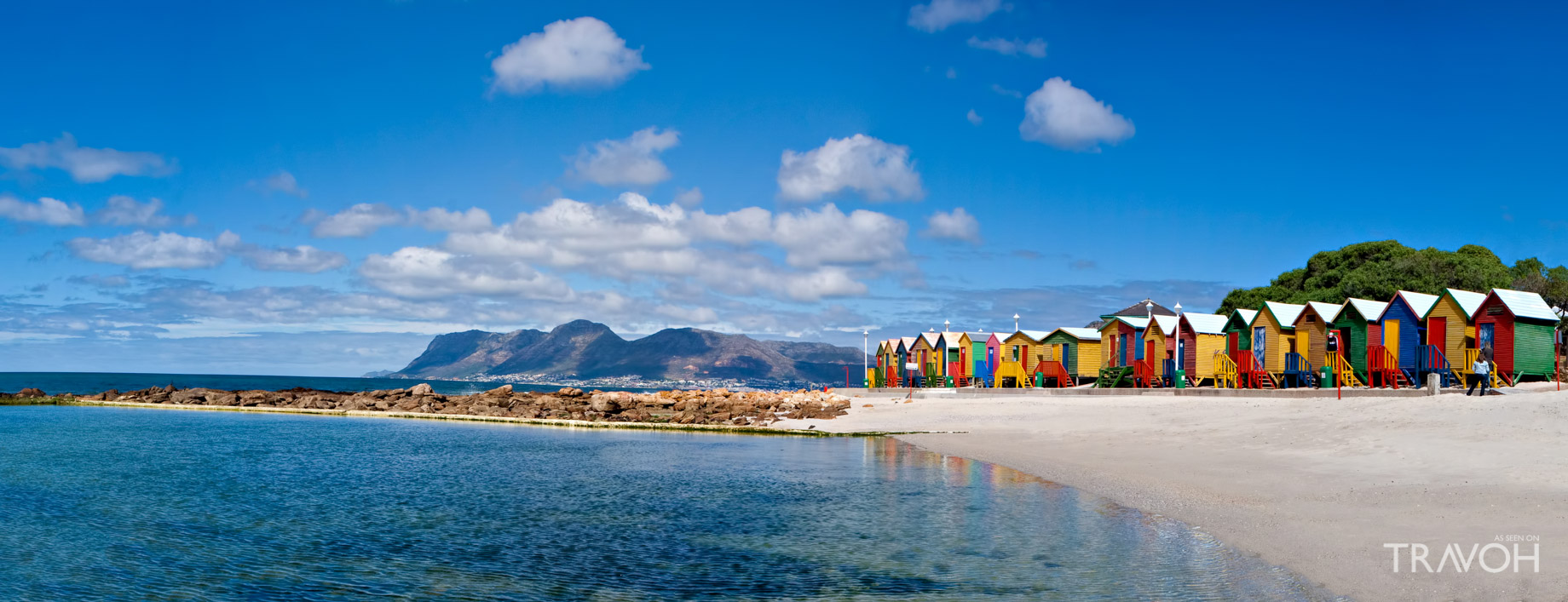St James Beach - Exploring 10 of the Top Beaches in Cape Town South Africa