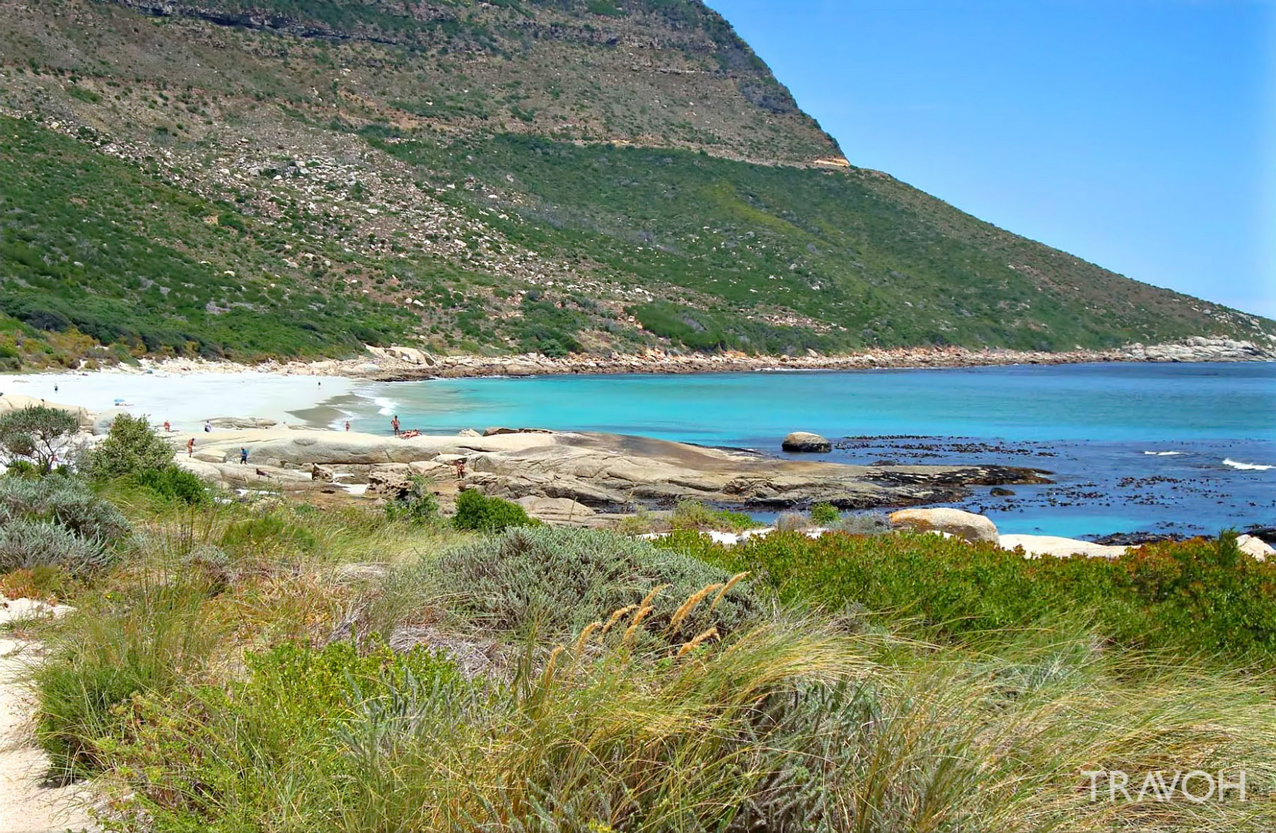 Sandy Bay Beach - Exploring 10 of the Top Beaches in Cape Town South Africa