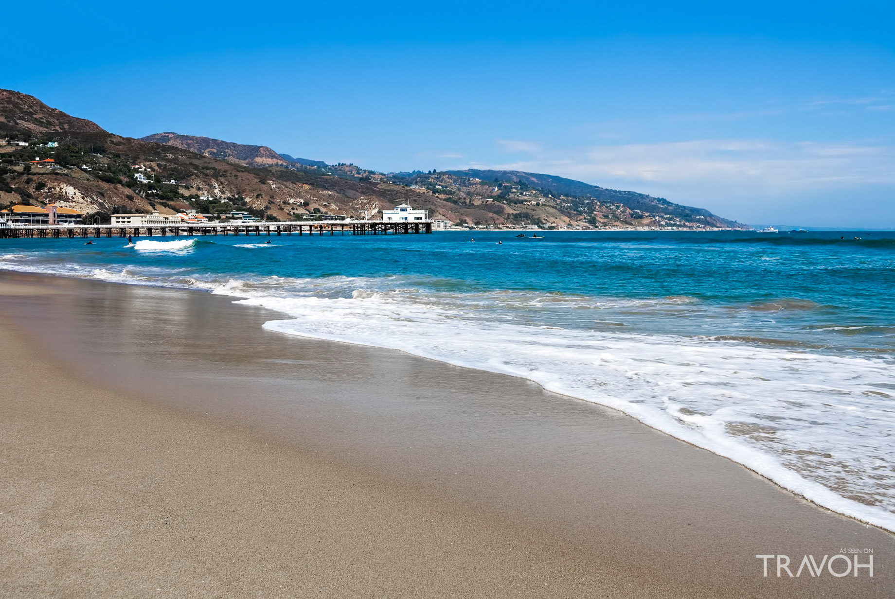 Surfrider Beach - Exploring 10 of the Top Beaches in Los Angeles, California