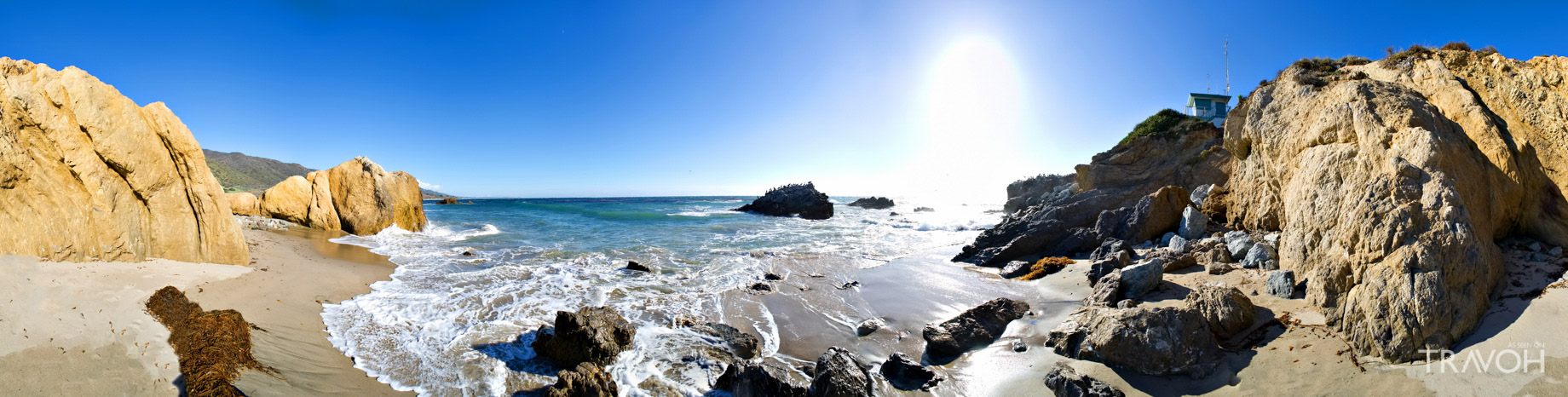 Leo Carillo State Beach – Exploring 10 of the Top Beaches in Los Angeles, California