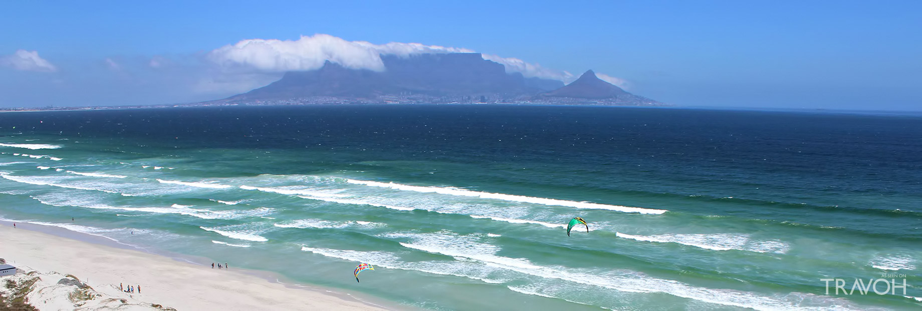 Bloubergstrand Beach - Exploring 10 of the Top Beaches in Cape Town, South Africa