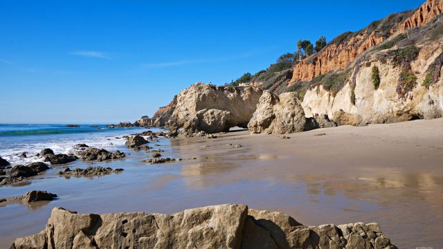 El Matador Beach - Exploring 10 of the Top Beaches in Los Angeles, California