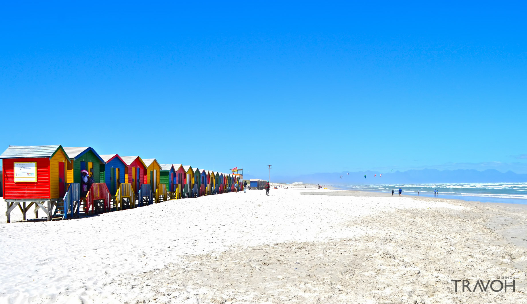 Muizenberg Beach - Exploring 10 of the Top Beaches in Cape Town, South Africa