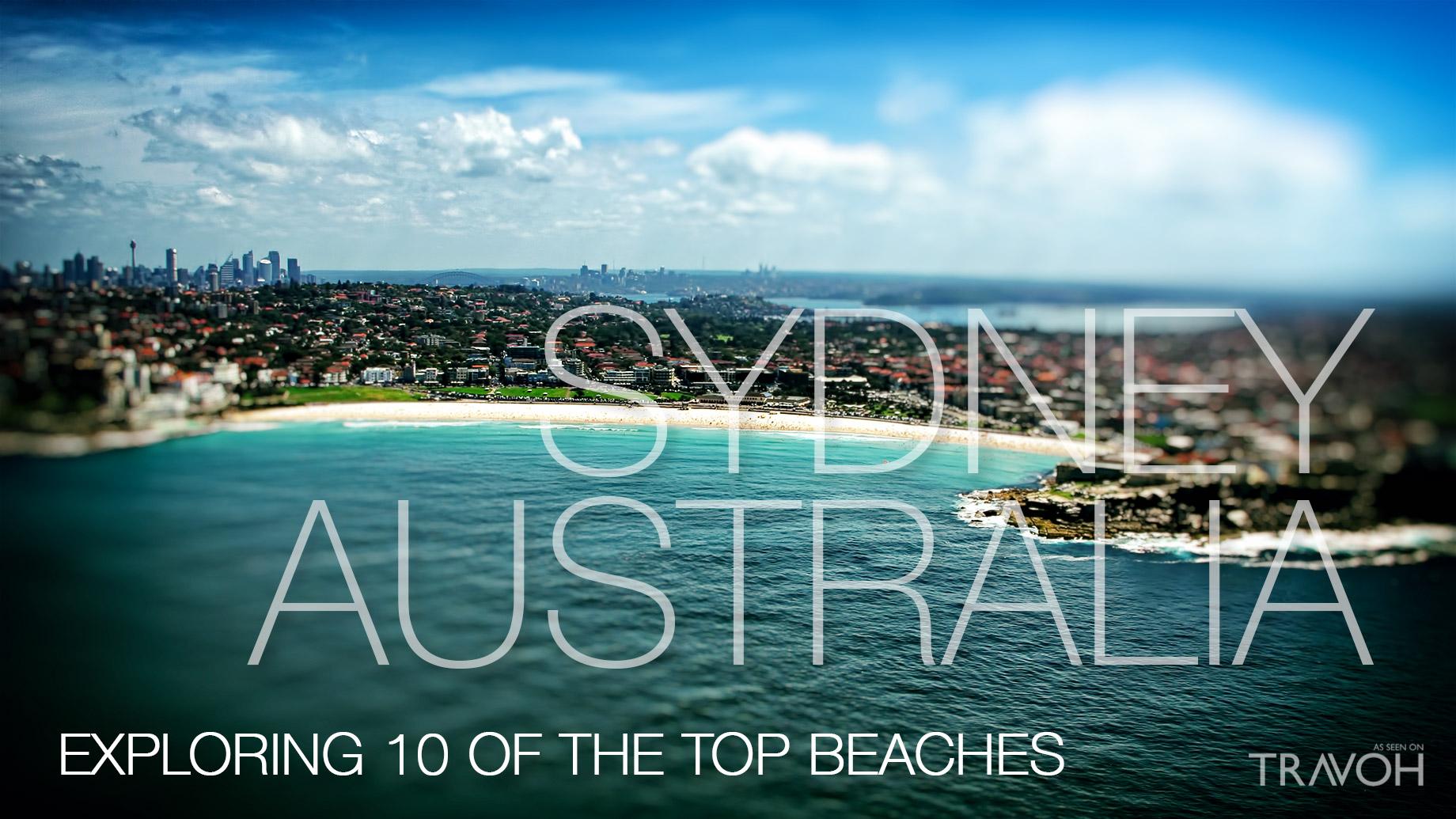 Exploring 10 of the Top Beaches in Sydney, Australia