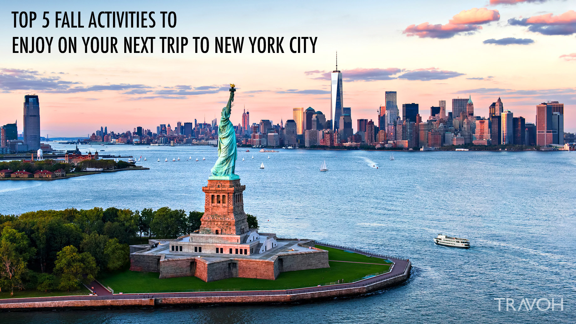 Top 5 Fall Activities to Enjoy on Your Next Trip to New York City