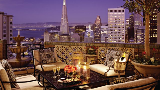 San Francisco, California, USA - Five Romantic Hideaways for a Luxury Destination Getaway