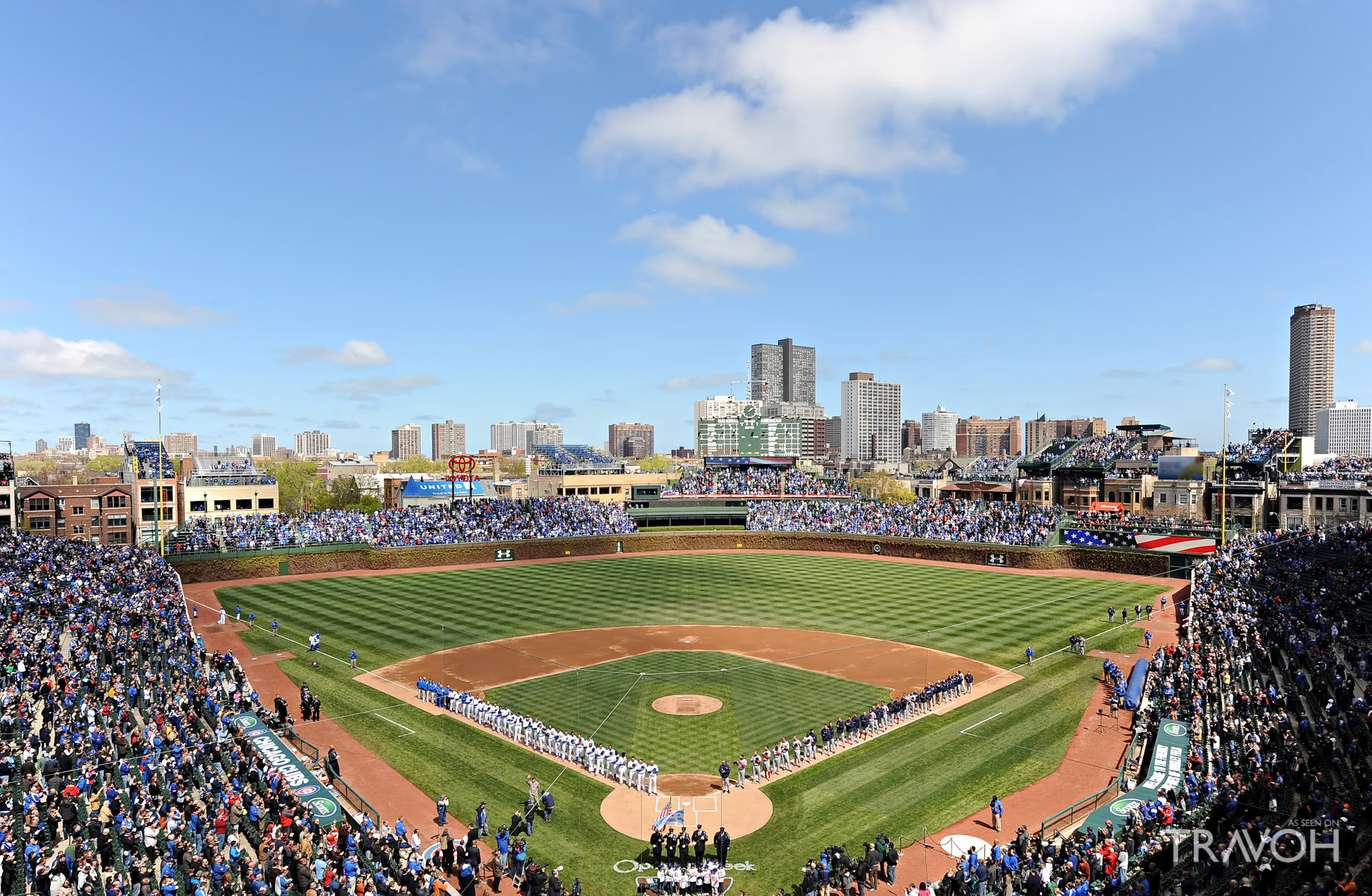 Wrigley Field Chicago Cubs - 1060 W Addison St, Chicago, IL 60613