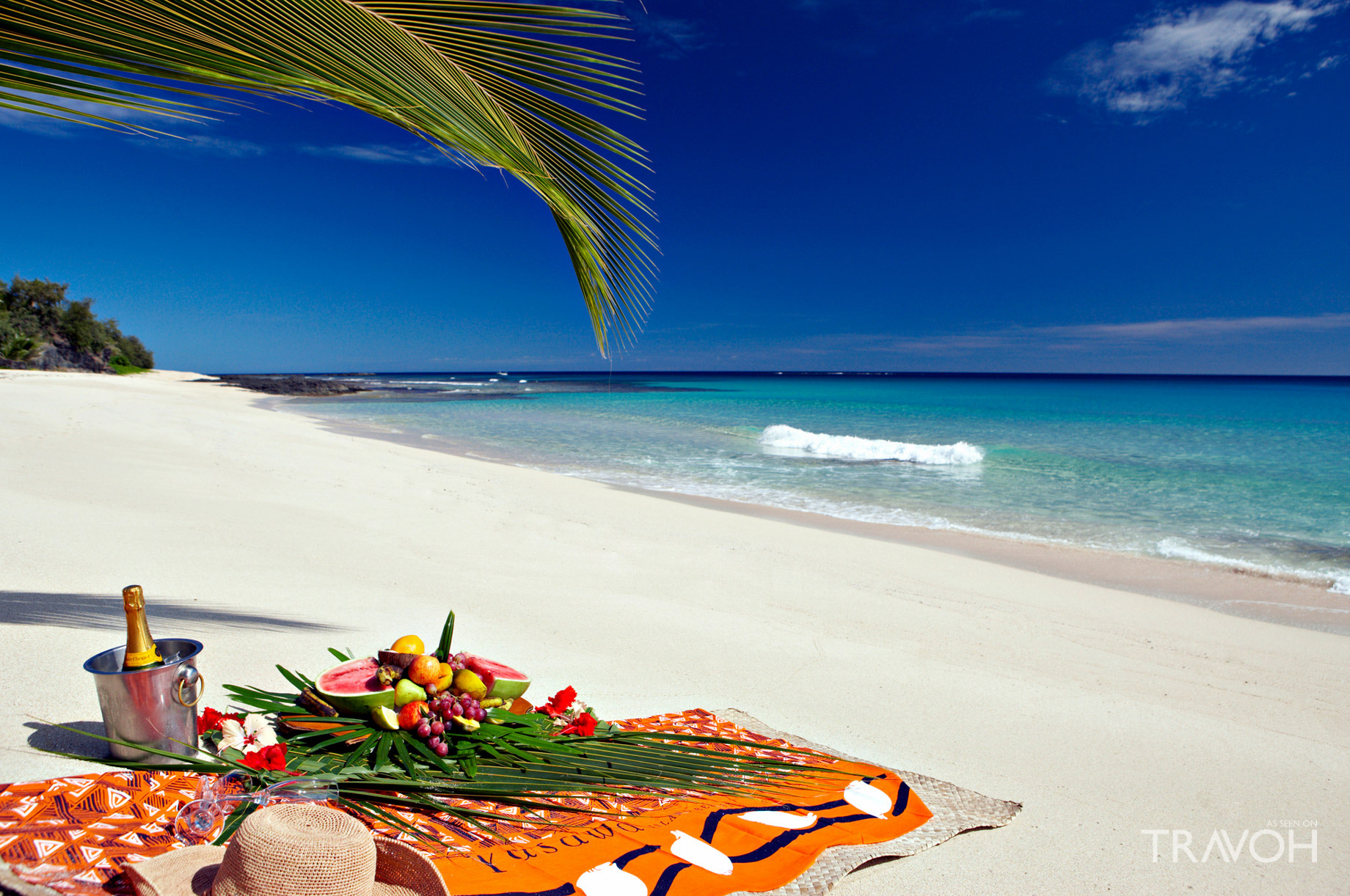 Yasawa Island Resort - Exploring 10 of the Top Beach Locations on the Islands of Fiji