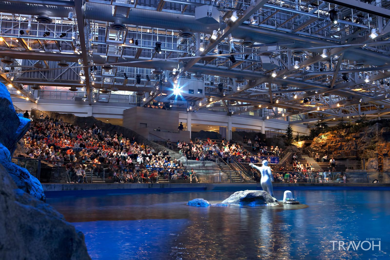 Shedd Aquarium - 1200 S Lake Shore Dr, Chicago, IL 60605