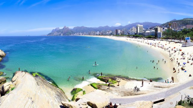Arpoador Beach - Exploring 10 of the Top Beaches in Rio de Janeiro, Brazil