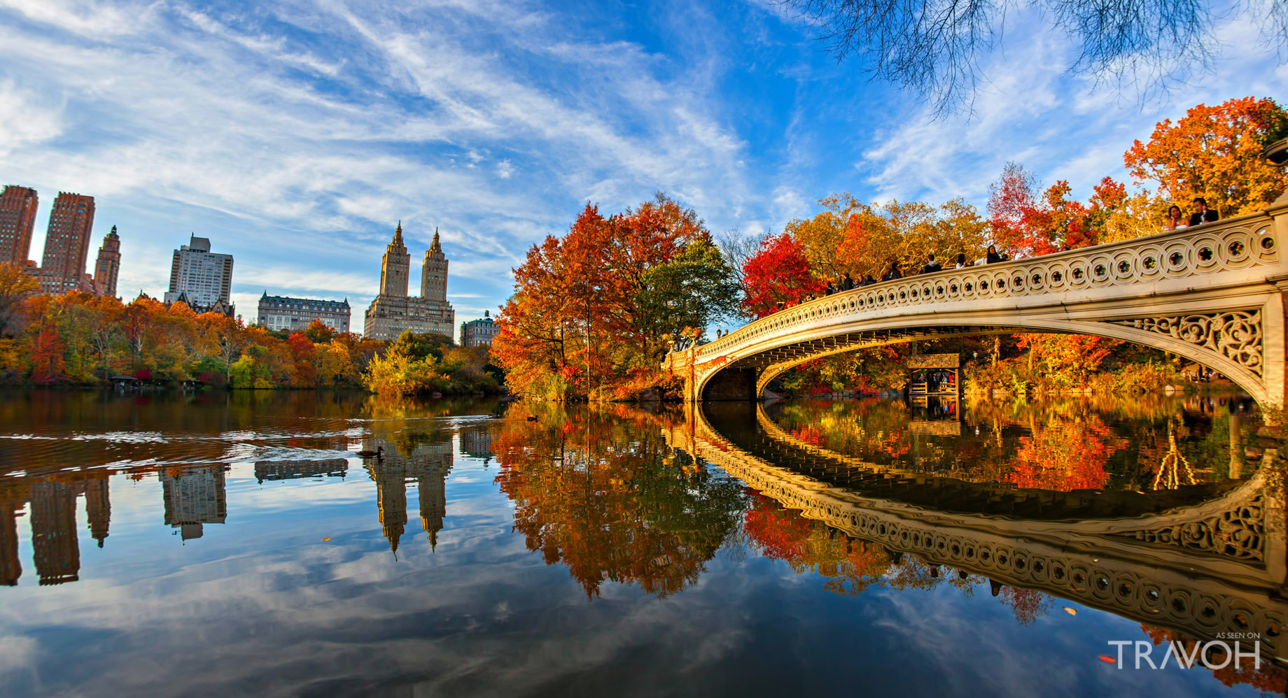 New York City - Central Park in Autumn
