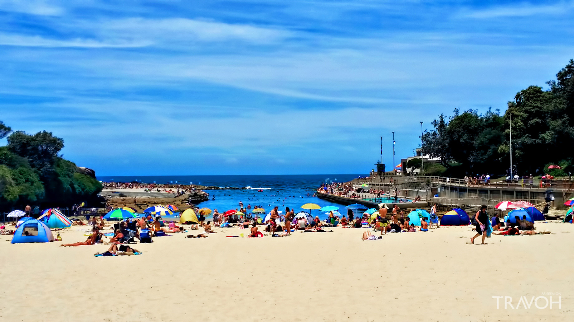 Clovelly Beach - Exploring 10 of the Top Beaches in Sydney, Australia