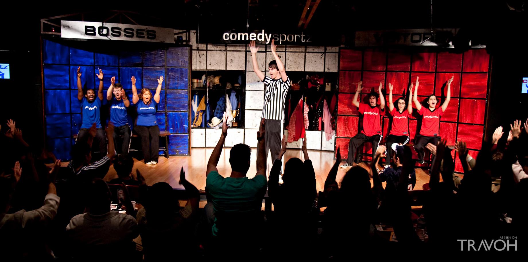 ComedySportz - CSz Theater Chicago 929 W. Belmont Ave. Chicago, IL 60657