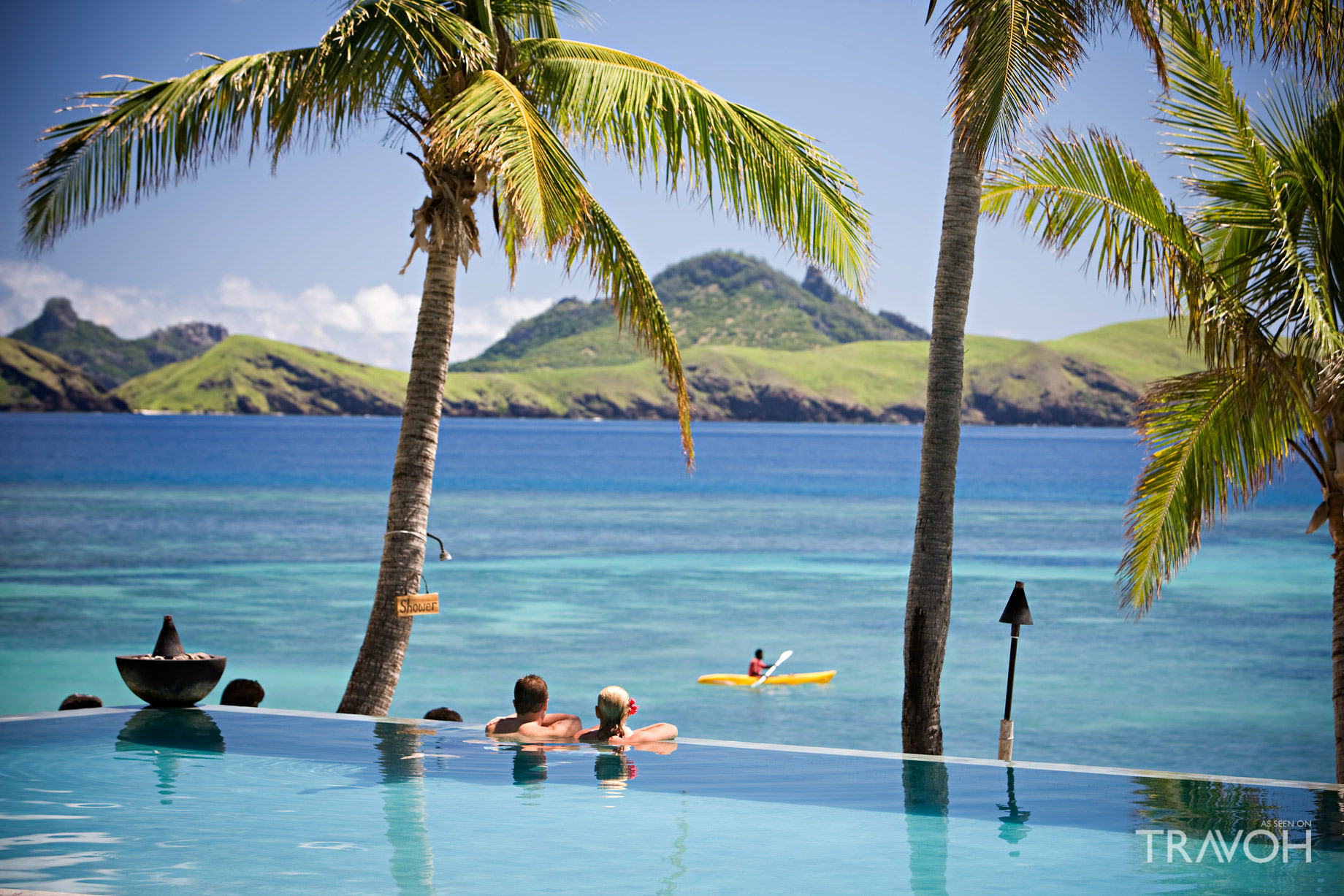 Fiji - Five Romantic Hideaways for a Luxury Destination Getaway