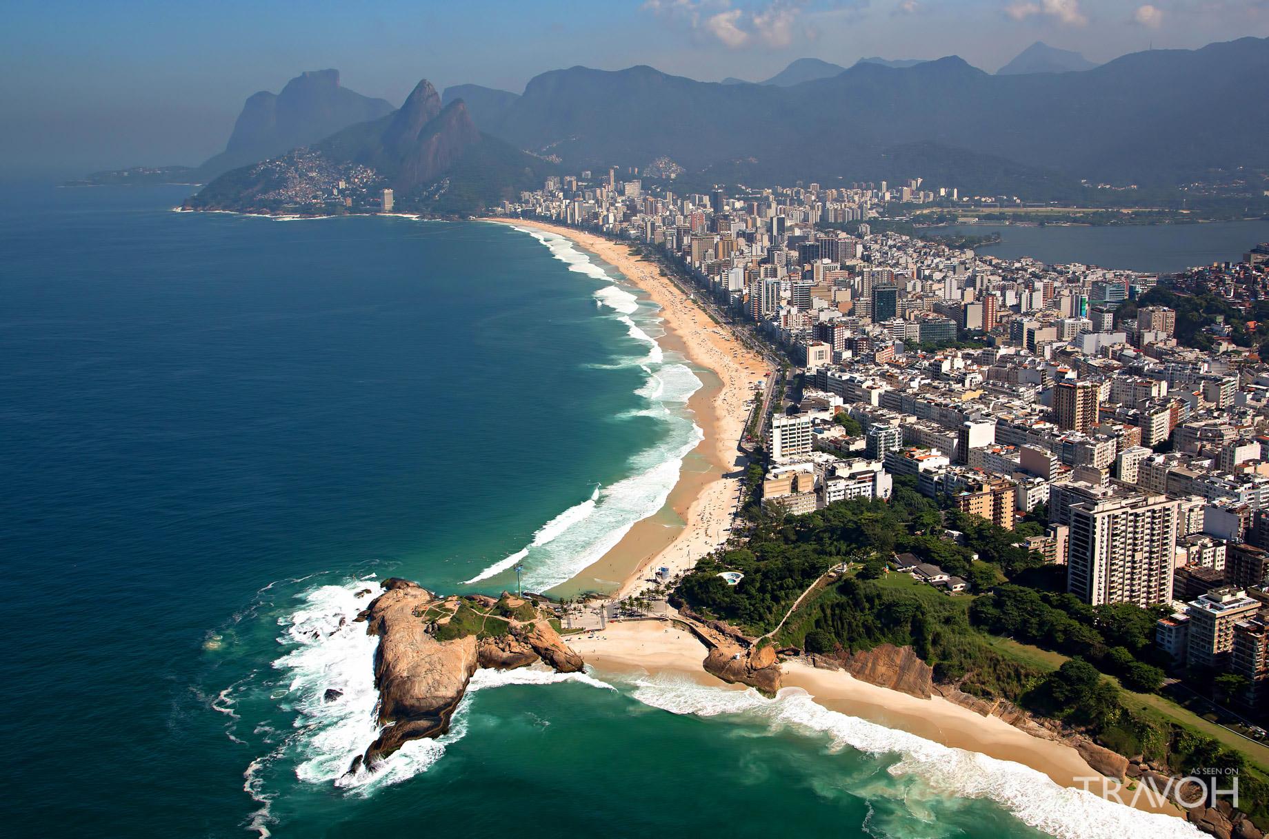 Praia do Diabo Beach - Exploring 10 of the Top Beaches in Rio de Janeiro, Brazil