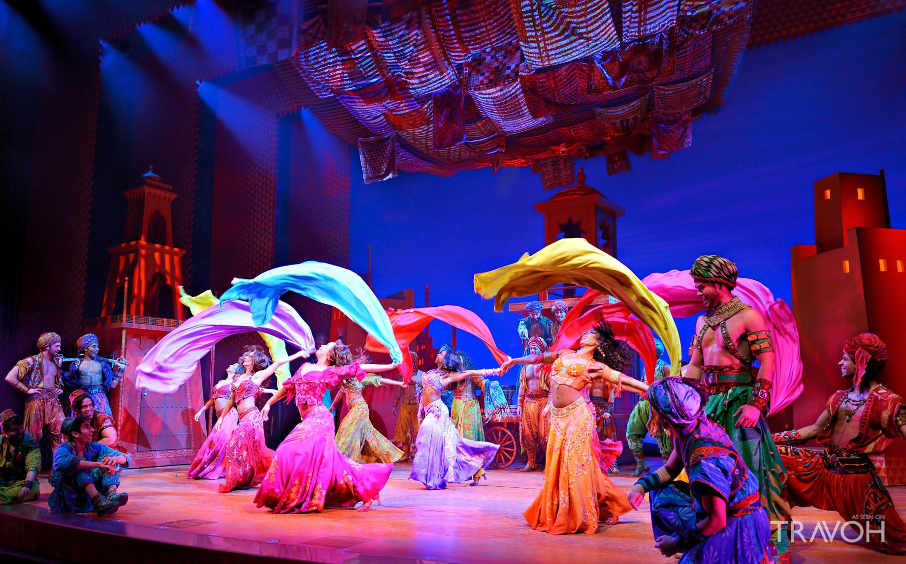 Aladdin at New Amsterdam Theatre - 214 W. 42nd St.