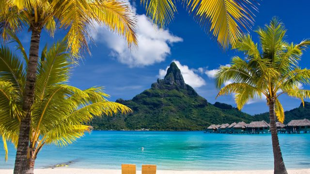 Bora Bora, French Polynesia - Five Romantic Hideaways for a Luxury Destination Getaway