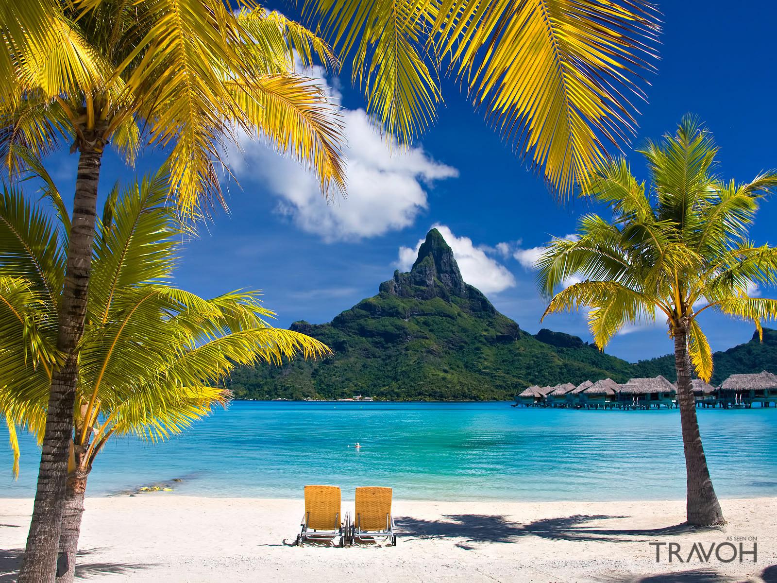 Bora Bora, French Polynesia – Five Romantic Hideaways for a Luxury Destination Getaway