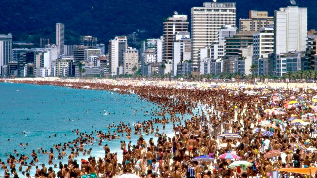 Ipanema Beach - Exploring 10 of the Top Beaches in Rio de Janeiro, Brazil