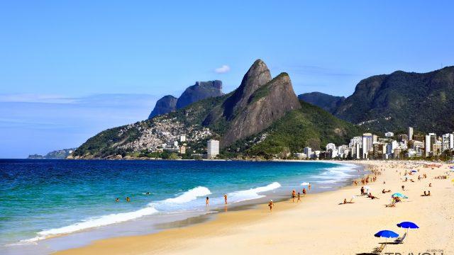 Leblon Beach - Exploring 10 of the Top Beaches in Rio de Janeiro, Brazil