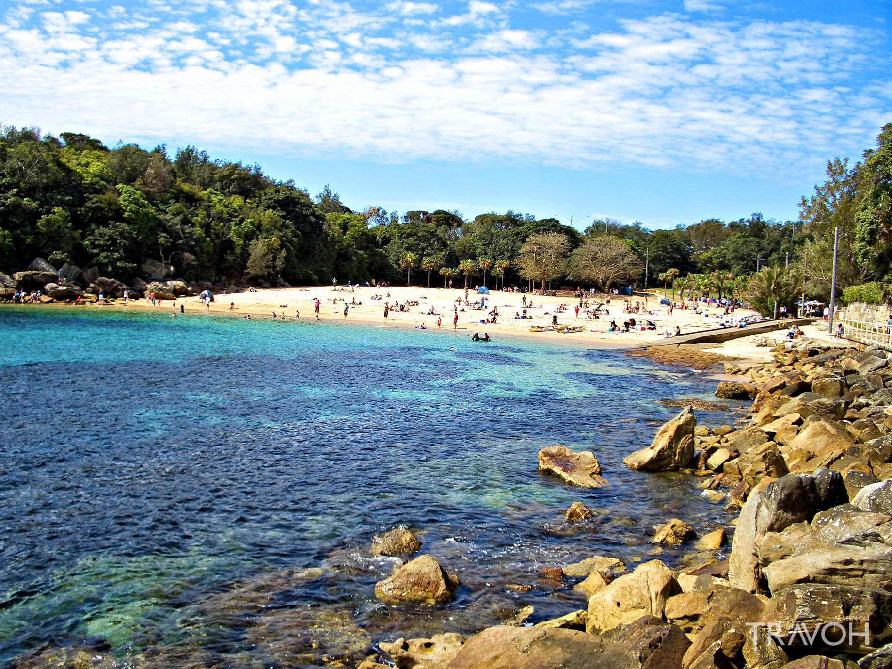 Shelly Beach - Exploring 10 of the Top Beaches in Sydney, Australia