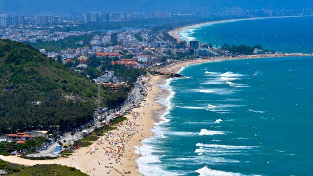 Recreio Beach - Exploring 10 of the Top Beaches in Rio de Janeiro, Brazil