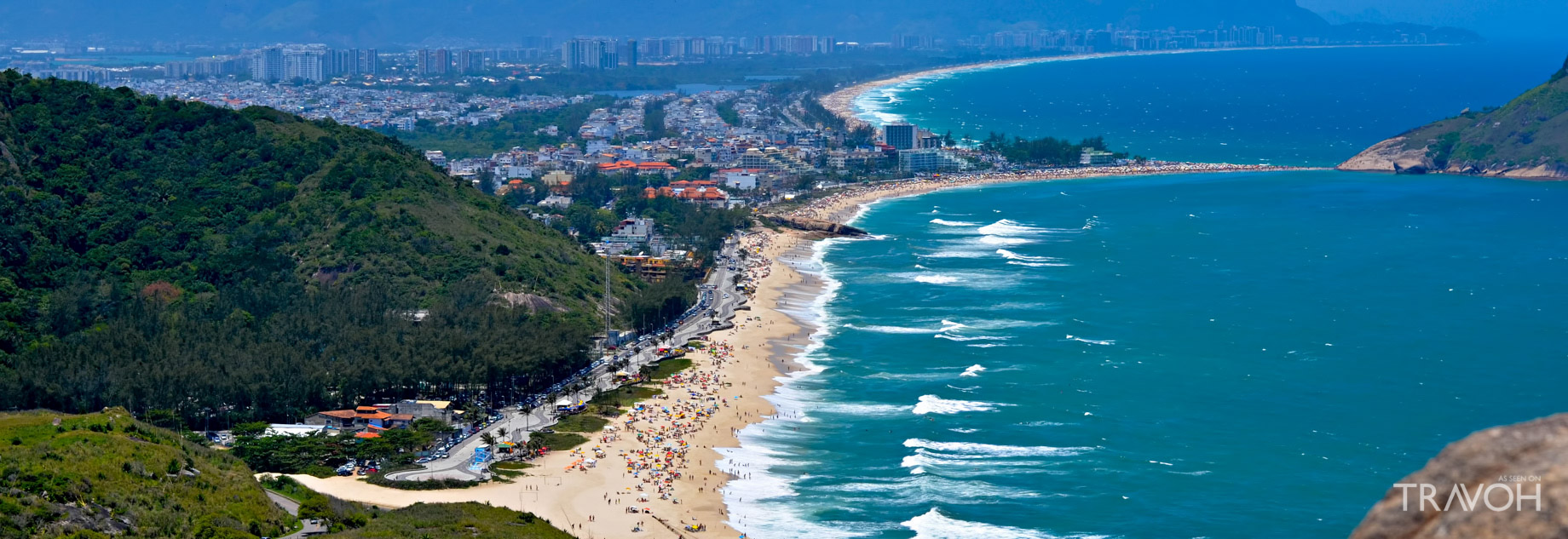Recreio Beach - Exploring 10 of the Top Beaches in Rio de Janeiro, Brazil