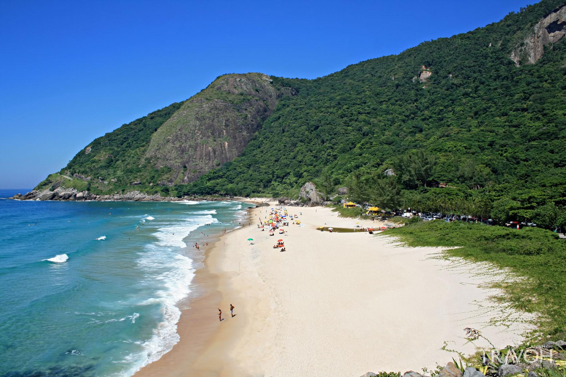Prainha Beach - Exploring 10 of the Top Beaches in Rio de Janeiro, Brazil