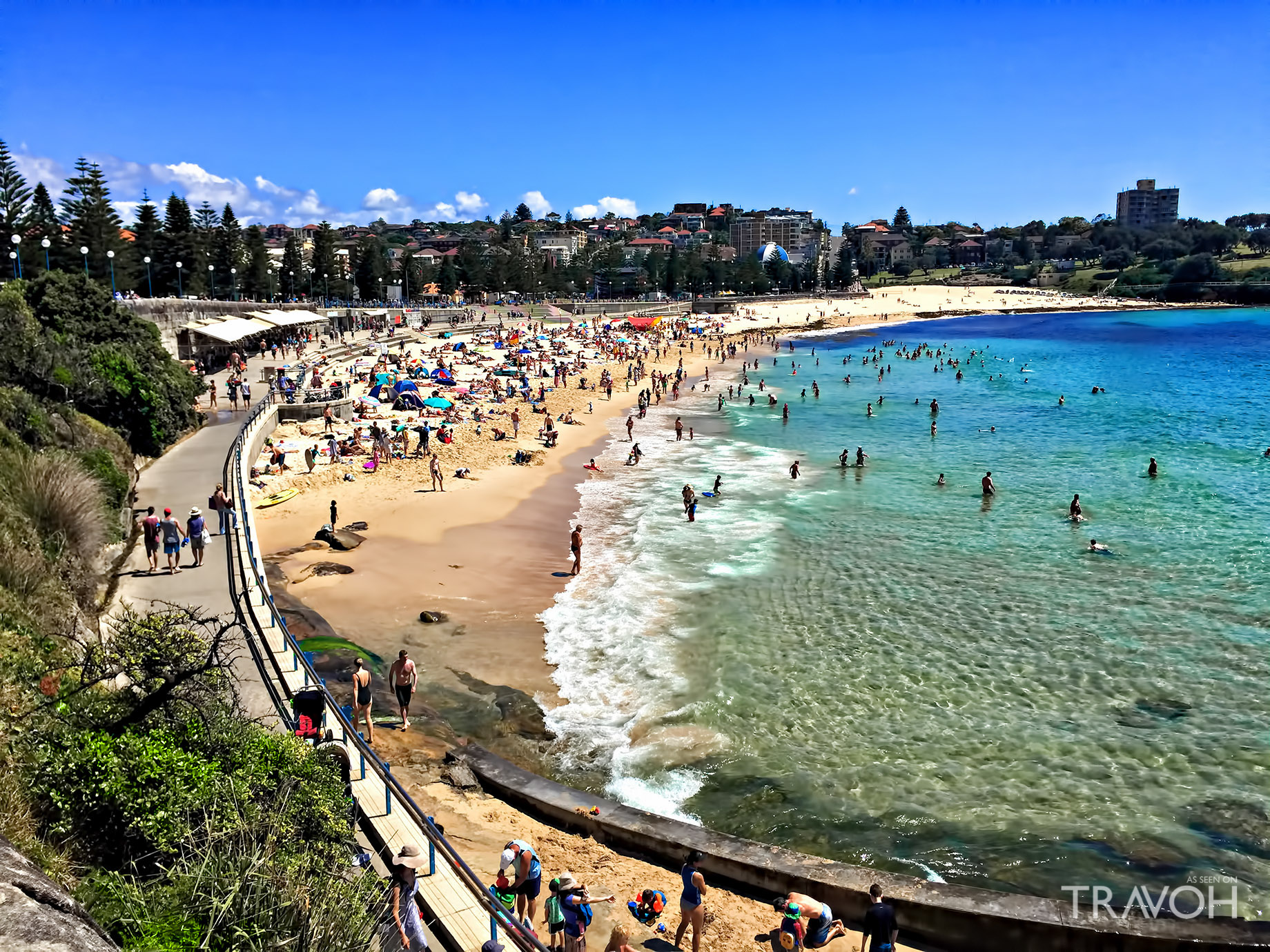 Coogee Beach - Exploring 10 of the Top Beaches in Sydney, Australia