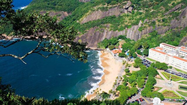 Praia Vermelha Beach - Exploring 10 of the Top Beaches in Rio de Janeiro, Brazil