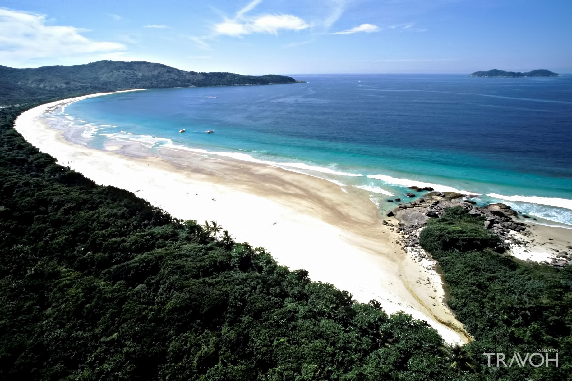 Lopes Mendes Beach - Exploring 10+1 of the Top Beaches in Rio de Janeiro, Brazil