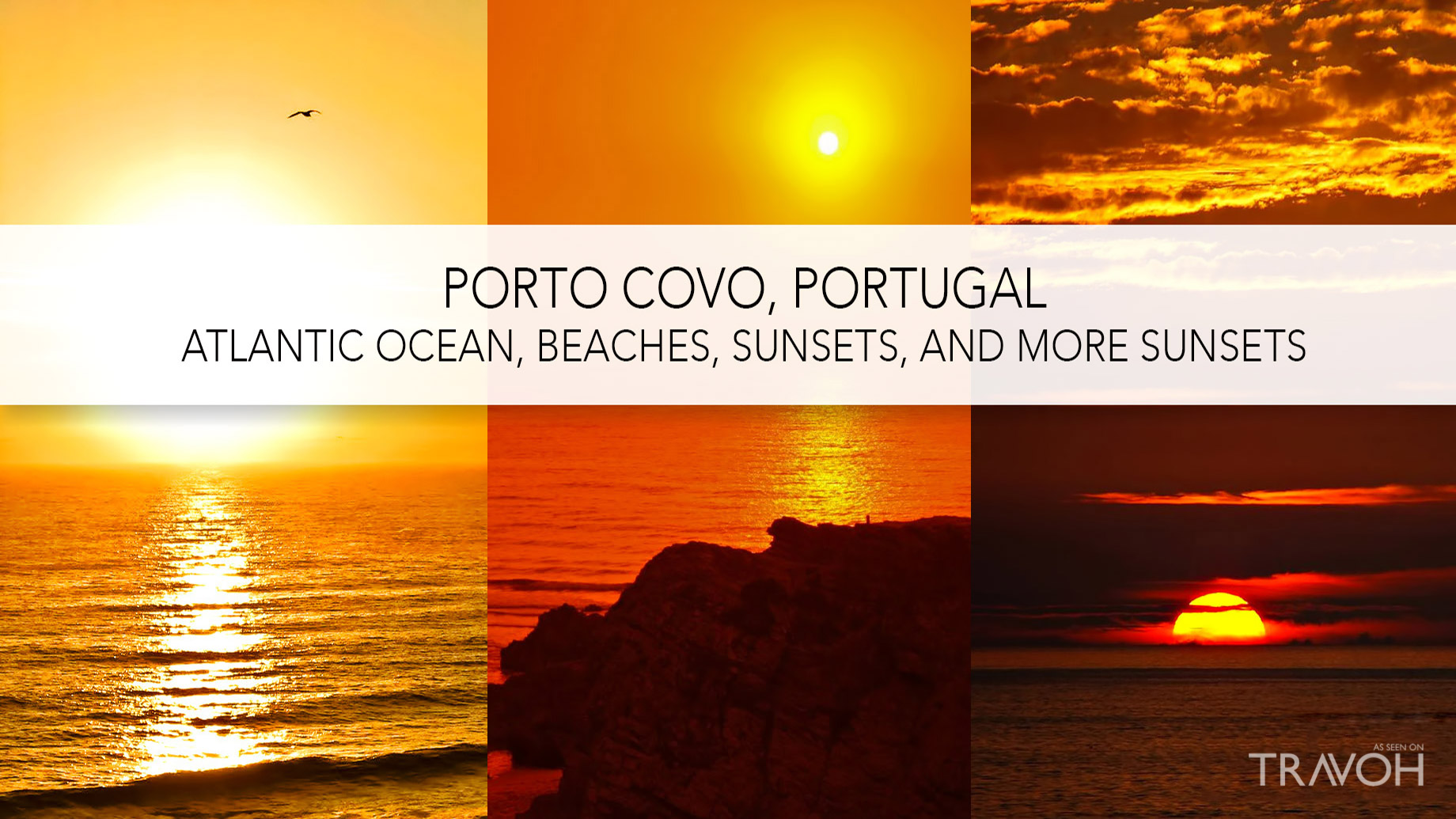 Porto Covo, Portugal - Atlantic Ocean, Beaches, Sunsets, and More Sunsets