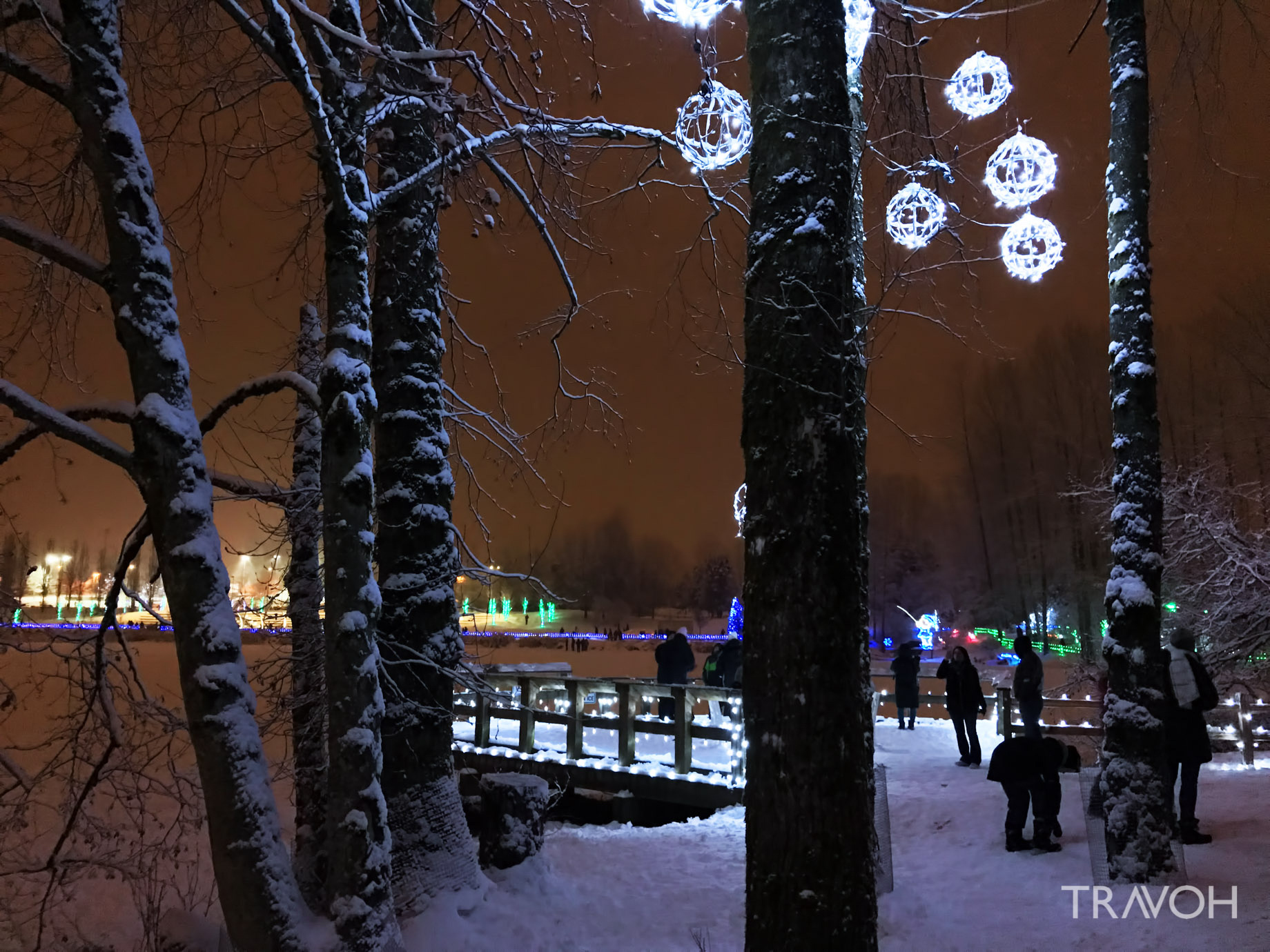 Lafarge Winter Lights Display – Spectacle for the Holiday Season and New Year Celebration