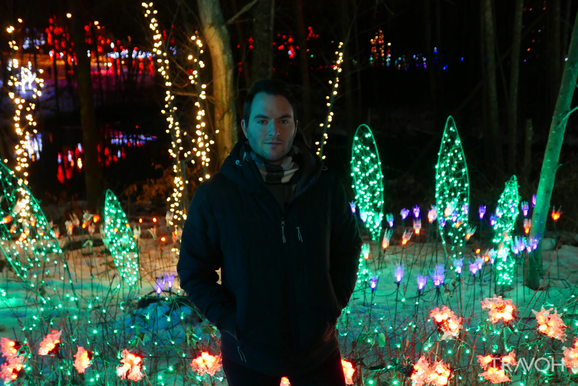 Marcus Anthony – Lafarge Winter Lights Display – Spectacle for the Holiday Season and New Year Celebration
