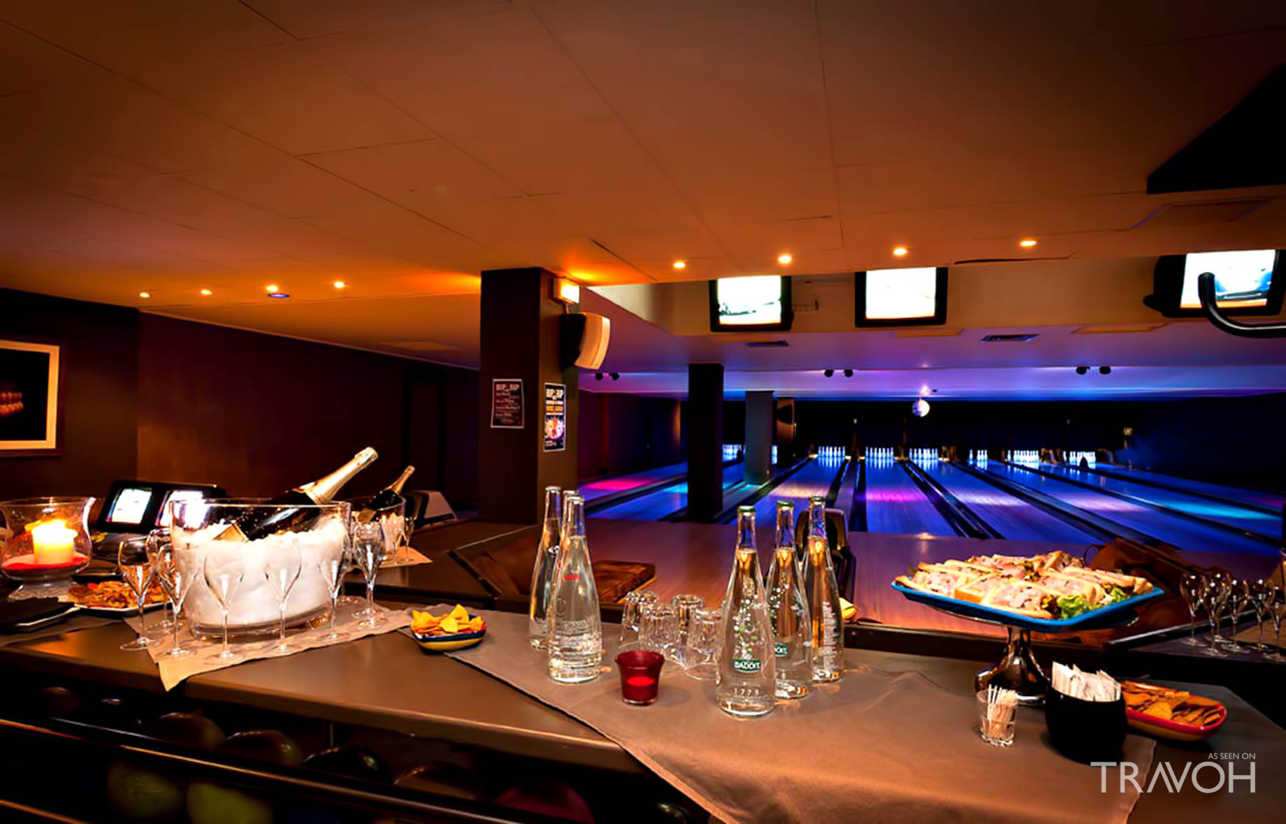 Bowling de Courchevel 1850 - The 10 Best Off-Piste Winter Activities in Courchevel, France