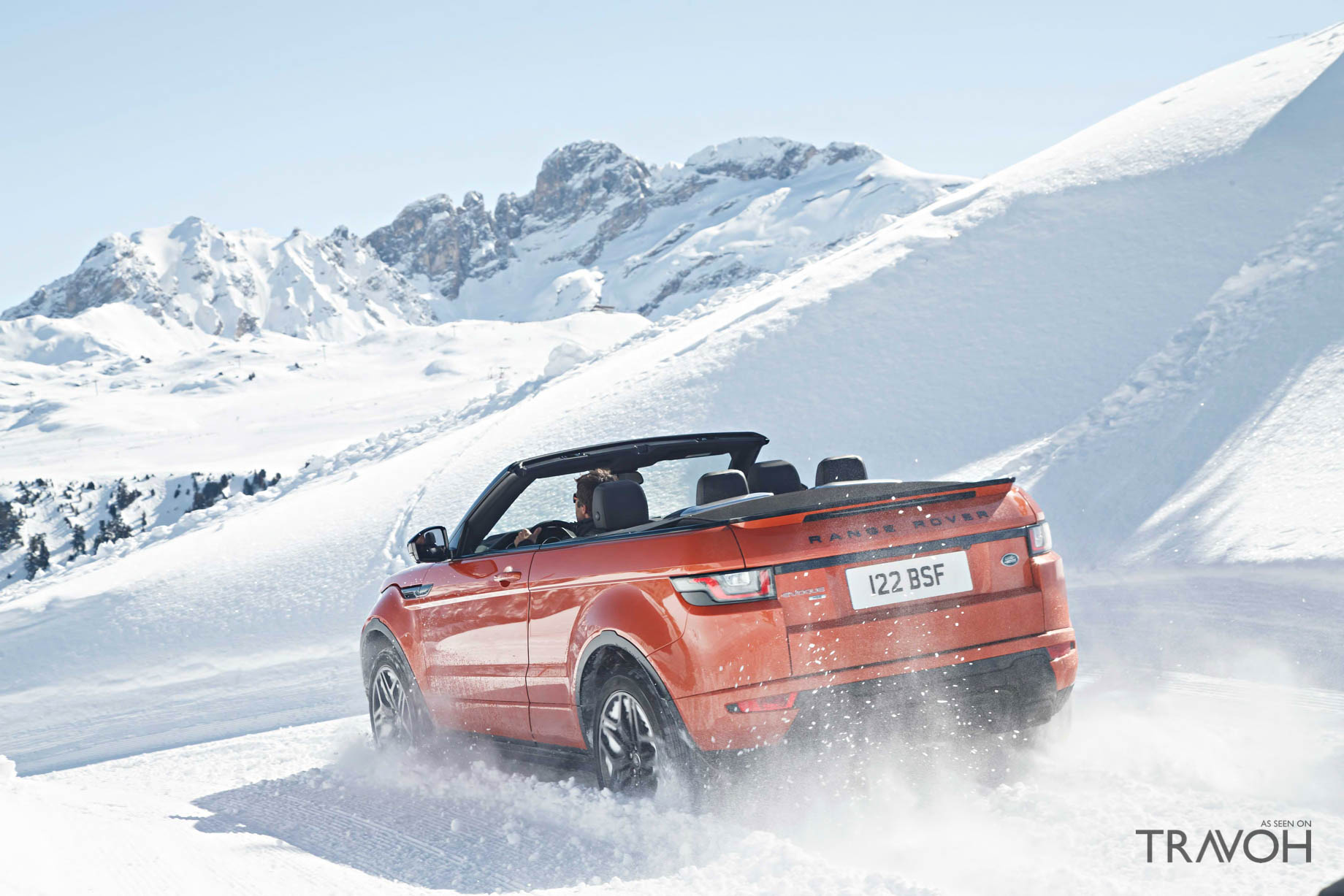 Luxury Car Rental - The 10 Best Off-Piste Winter Activities in Courchevel, France