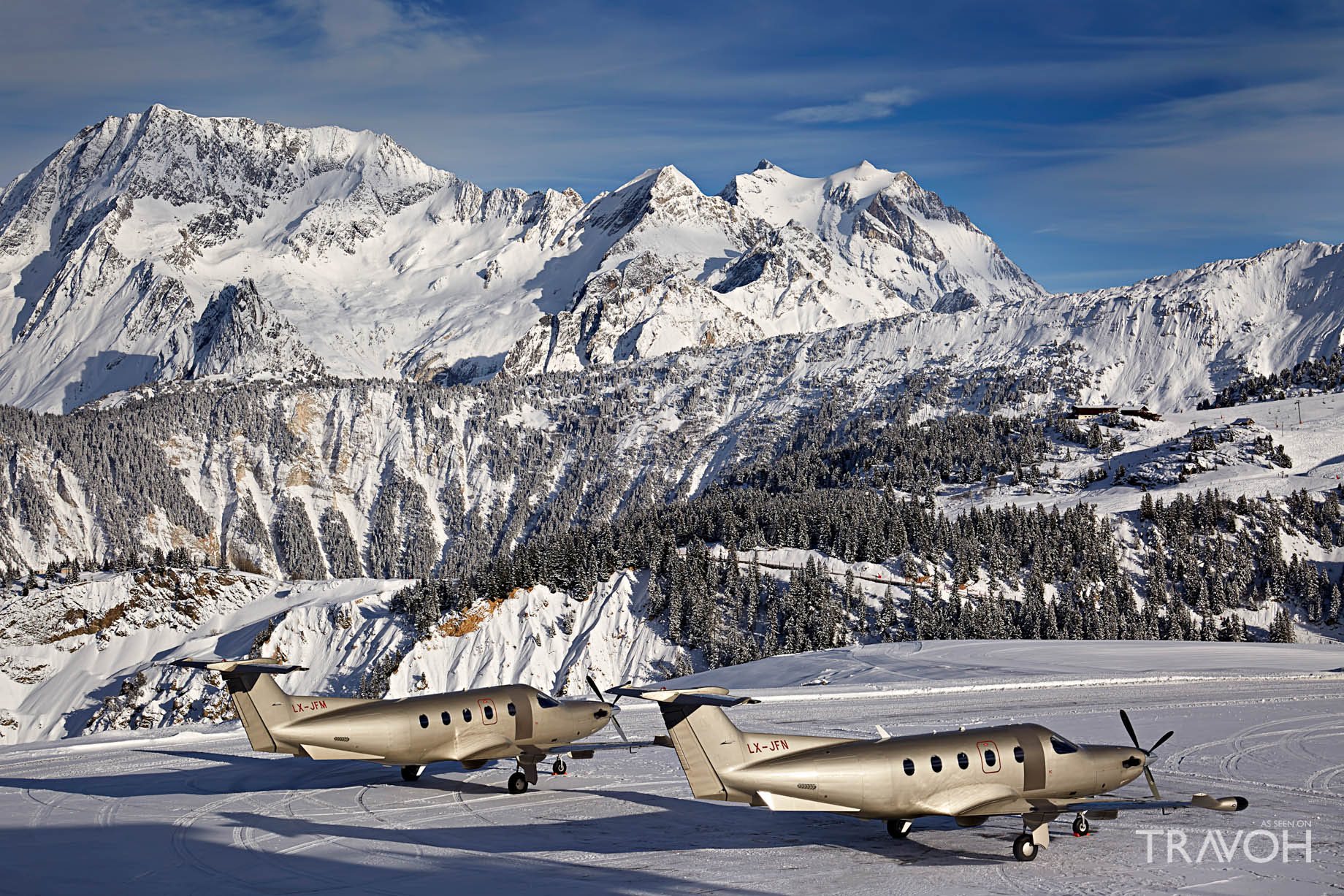Courchevel Altiport - The 10 Best Off-Piste Winter Activities in Courchevel, France