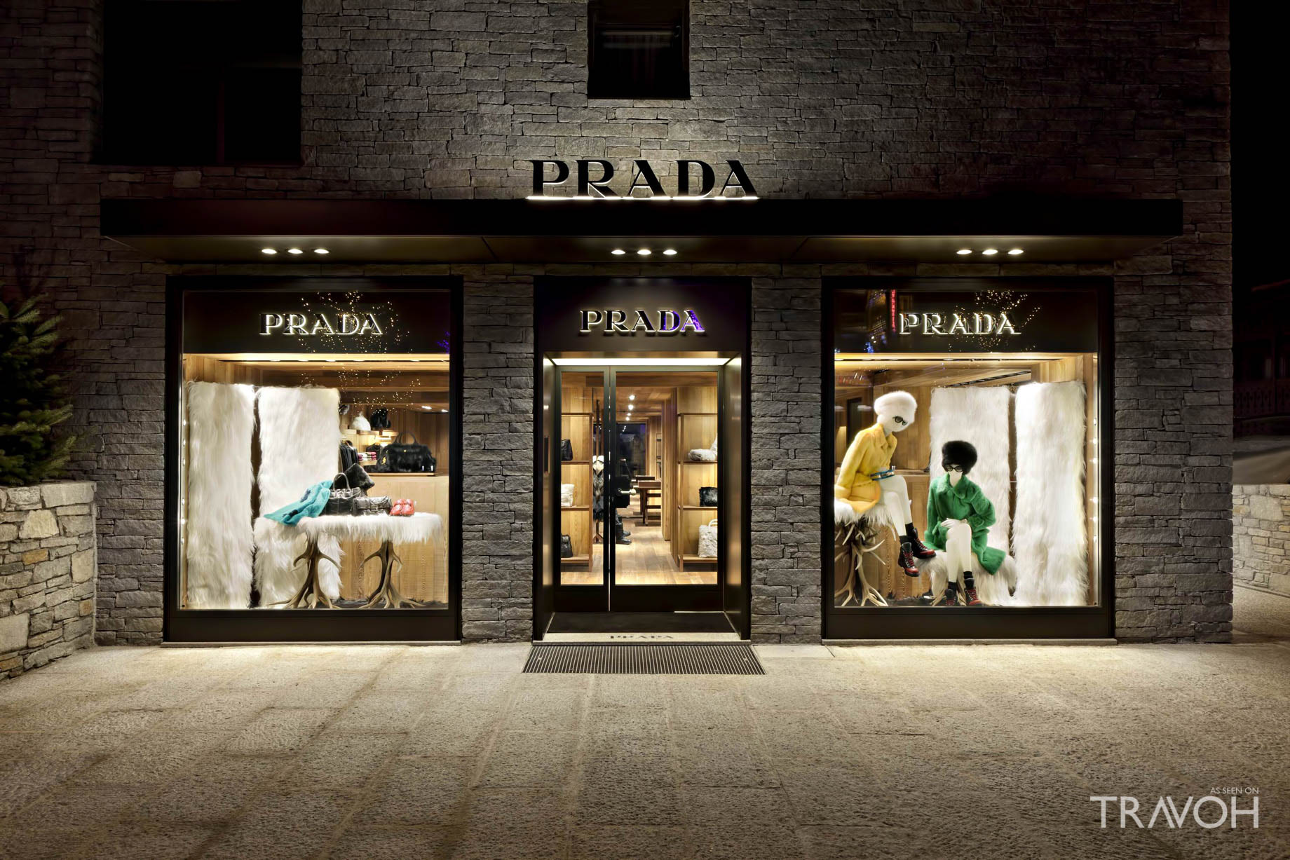 Prada Retail Store - The 10 Best Off-Piste Winter Activities in Courchevel, France