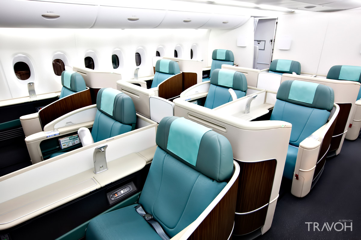 Korean Air - A New Travel Trend for Private Luxury Flights