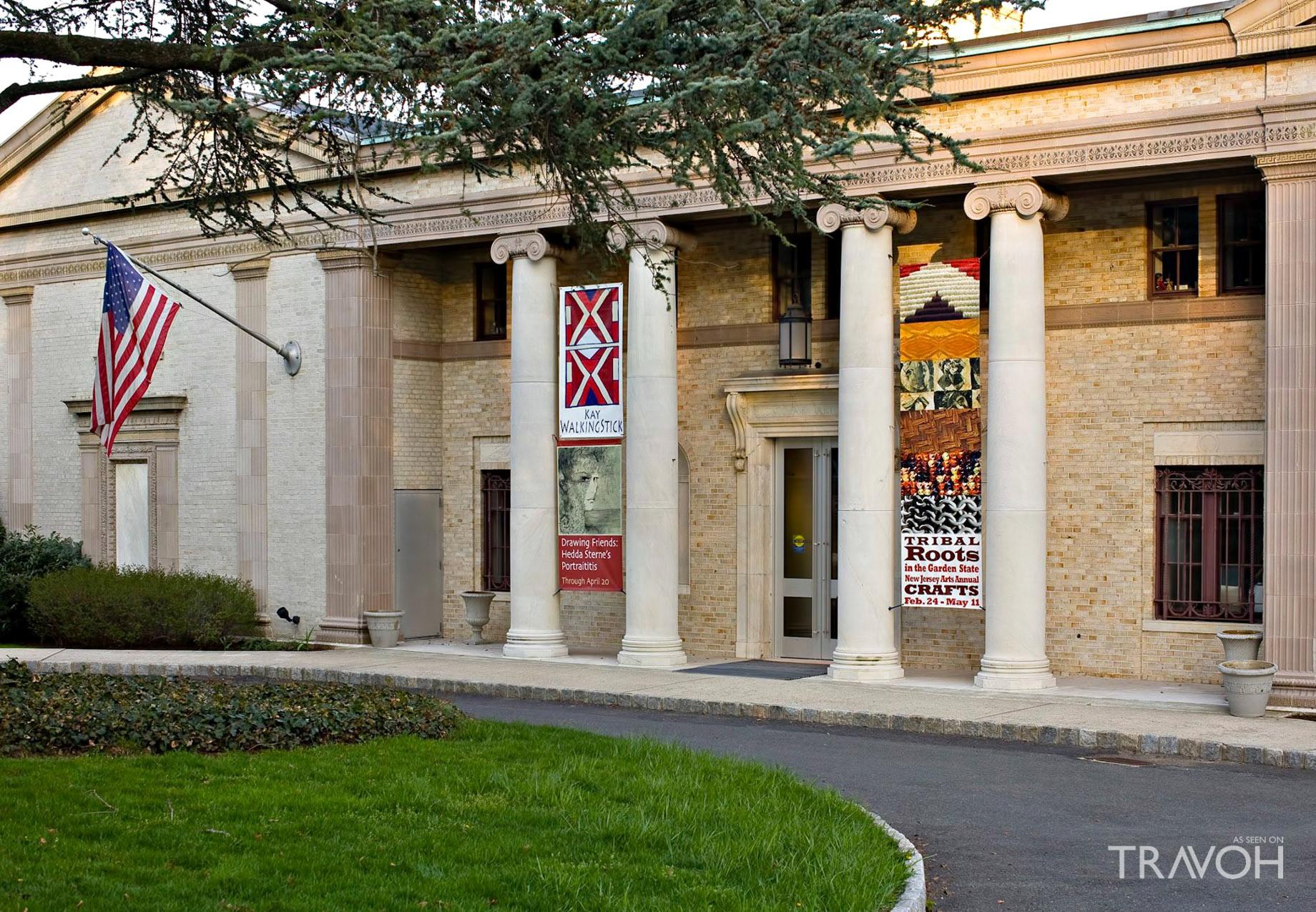 Montclair Art Museum - 3 South Mountain Avenue, Montclair, NJ, USA