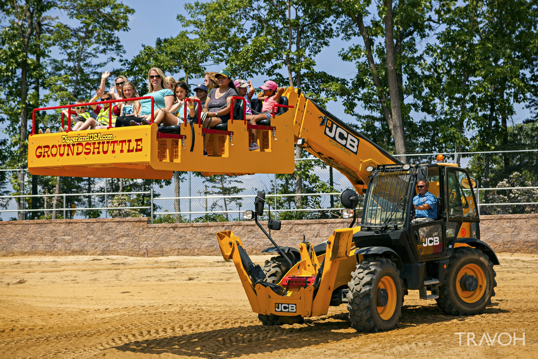 Diggerland - 100 Pinedge Drive, West Berlin, NJ, USA